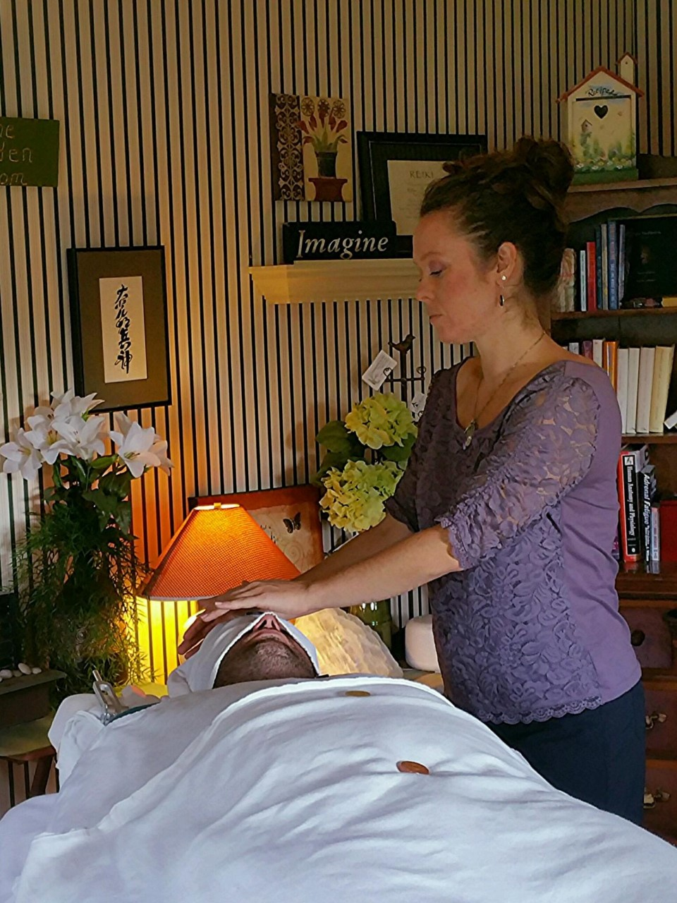 Golden Room Reiki
